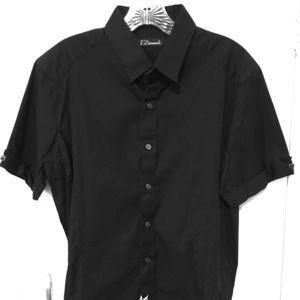 7 Diamonds Casual Short Sleeve Shirt